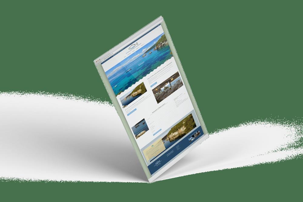 Κατασκευή Ιστοσελίδας για Εστιατόριο Στάφυλος από SITEnDESIGN