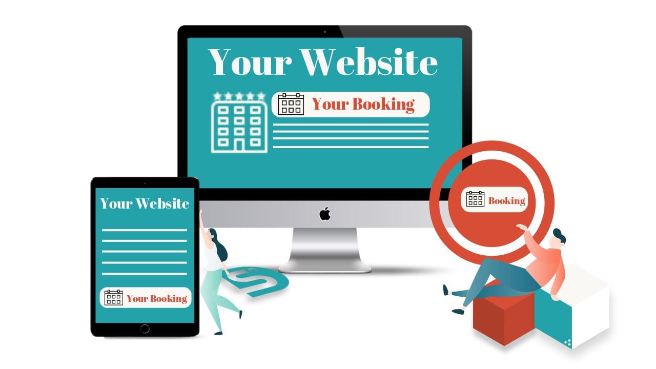Σύστημα Online Κρατήσεων για Τουριστικά Καταλύματα-sitendesign